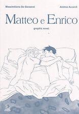 MATTEO e ENRICO: fumetto YAOI - SCONTO 50% ed Kappa (STORIA COMPLETA)