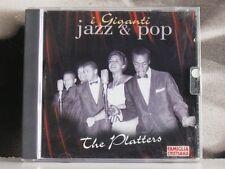 THE PLATTERS - I GIGANTI JAZZ & POP - CD EXCELLENT+