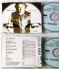 UMBERTO TOZZI - Io Muoio Di Te .. 1988 CGD Maxi CD