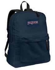 JanSport SuperBreak 25L Backpacks - Navy
