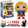 FUNKO POP VINYL DC COMICS SUPERGIRL VINYL FIGURE WITH FREE POP PROTECTOR