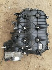 2013-2017 ACADIA TRAVERSE ENCLAVE UPPER AND LOWER INTAKE MANIFOLD W THROTTLEBODY