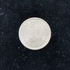 Malaya and British Borneo 10 Cents 1956 uncirculated