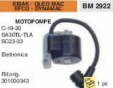 BOBINA MOTOPOMPA EMAK OLEO MAC EFCO DYNAMAC C19 C20 SA30TL SA30TLA SC23 SC33