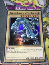 Occasion Carte Yu Gi Oh DRAGON BLANC AUX YEUX BLEUS DPBC-FR016