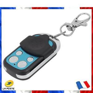433.92 MHz Duplicateur Copie Télécommande 4 Canal Garage Porte Clé Fob (Un)