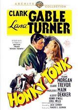 HONKY TONK - (B&W) (1941 Clark Gable) Region Free DVD - Sealed
