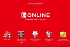 Abonnement Nintendo Switch Online (1 an) Exp: Juin 2022