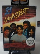 21 Jump Street - The Complete First Season NEW DVD FREE SHIPPING!!