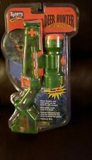 TIGER SPORTS DEER HUNTER ELECTRONIC GAME RECOIL ACTION AGES 8+ 1998 COLLECTABLE