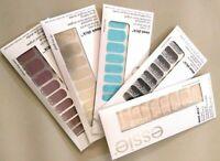 essie sleek stick Nail Appliques' 5 pack!!