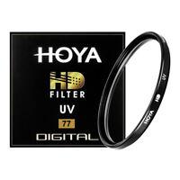 HOYA FILTRE HD UV 77MM - PROTECTION OBJECTIVE - NEUF - ORIGINAL HOYA! NO CHINE!
