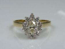Diamant Echtschmuck mit SI Reinheit Ringgröße 51-100 (16,2 mm Ø)