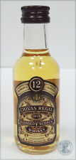 Miniature / Mignon Scotch Whisky CHIVAS REGAL 12yo (m)