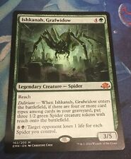 ISHKANAH, GRAFWIDOW Magic Luna de Horrores NM Viuda Oscura  Eldritch Moon Ingles