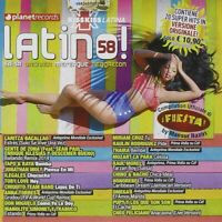 Latino, Vol. 58 - Compilation salsa, merengue, reggaeton - CD come nuovo