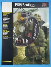 PlayStation Magazine PS2 Playground Demos #101 Socom 3, Fifa, Battlefield, 24