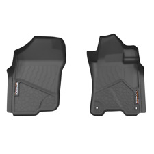 BEDROCK All Weather Floor Liners for Nissan Navara NP300 Auto 2015-2017 D23 2pc