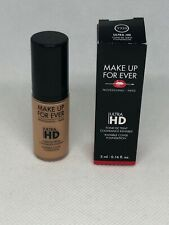 MAKE UP FOR EVER MUFE Ultra HD Invisible Cover Foundation Y335 .16 Oz Travel Sz