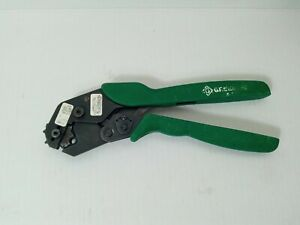 """Greenlee K111 10"""" 8-1 AWG 5 in 1 Crimping Tool Lugs and Splices"""