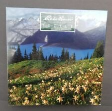 1000 piece jigsaw puzzle Avalanche Lilies in the Shadow Mt Olympus Eddie Bauer