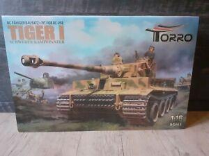 Kit RC 1/16 Tiger I TORRO