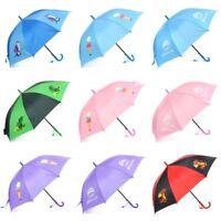 Portable Lightweight Children Kids Rain Umbrella