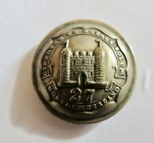 More details for northumberland militia other ranks tunic button c1856-1881.