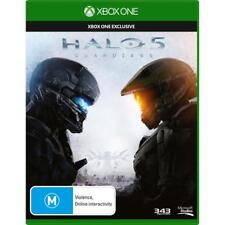 Halo 5 Guardians XBOX ONE GAME BRAND NEW FREE POSTAGE