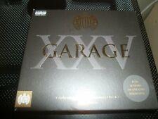 VARIOUS - Ministry of Sound : GARAGE XXV          4 x CD Album Set    (2017)
