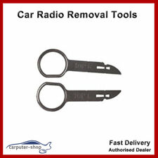 Car Stereo Radio Removal Tools for VW / Audi / Merc and others