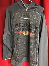 Chicago Blackhawks Hoody.Reebok. Brand New. Size Large