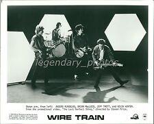 Wire Train   Columbia Original Music Press Photo