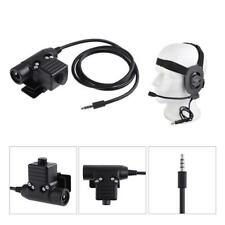 Z-Tactical Bowman Elite II Military Headset for Baofeng TYT Kenwood 2 Pin Radio