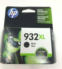 Genuine HP 932XL High Yield Black Ink OfficeJet 6100 6600 7110 7612 7610 7510