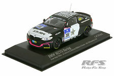 BMW m235i racing team Bague police-Nurburgring 2014 - 1:43 Minichamps 437142406