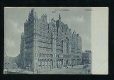 LONDON Hotel Russell c1902 u/b PPC