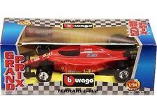 Coches de Fórmula 1 de automodelismo y aeromodelismo Ferrari