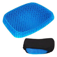 gg Honeycomb Gel Sitter Seat Cushion, Non-Slip Soft Support Cushion Perfect