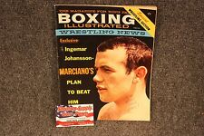 Boxing Illustrated: Wrestling News (February 1960)