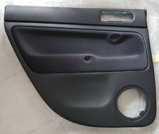 VW Passat 3B Variant Türverkleidungen Stof 01-05 Schwarz