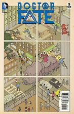 DOCTOR FATE (2015) #5 VF/NM