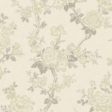 Floral Rasch Wallpaper Wallpapers