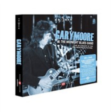 Gary Moore-Live at Montreux  (UK IMPORT)  CD with DVD NEW
