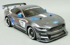 Tamiya 1/10 FORD MUSTANG GT4 W/ Radio, Battery, Charger -RTR-