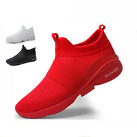 Men's Shoes Casual Lightweight Athletic Breathable Running Tennis Sneakers Walk