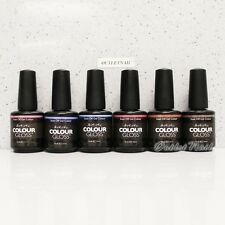 Artistic Nail Design Colour Gloss SET 6 ACG COLORS FALL 2011 Collection Kit Pack