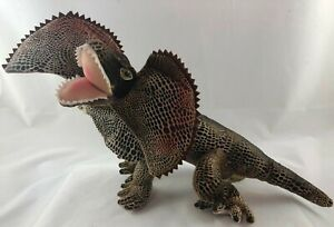 Bocchetta Plush Toys Frilled Neck Lizard 'Australian Native Plush NWT