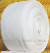 100m Drainage Filter Hose Fleece Weed Control for Pipe Dn50