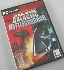 Star Wars - Galactic Battlegrounds PC  in DEUTSCH Erstauflage